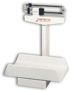 Detecto® 450/451/459 / 459HC Mechanical Pediatric Scales