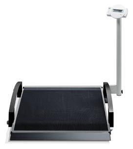 Seca®664 Series - Digital Wheelchair scale
