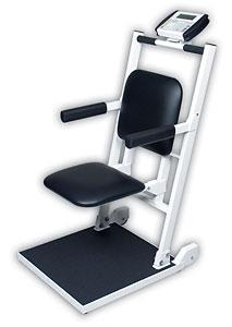 Detecto®6876 Flip Seat Euro Scale