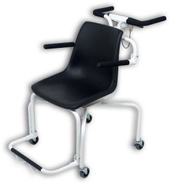 Detecto® 6880 Rolling Chair Scale