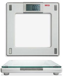 Seca®Aura 807 Series Digital Flat Scales with Glass Platform