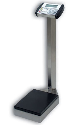 Detecto®Stainless Steel Digital Health Care Scales