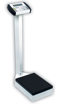 Detecto® Waist-High Physician Scales