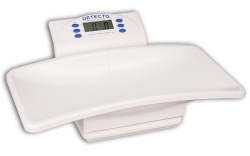 Detecto®8440 Digital Baby and Toddler Scale