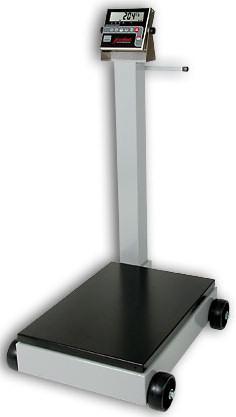 Detecto®5852F/8852F Series Portable Platform Scales