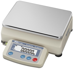 A&D® EK-L Series Precision Bench Scales