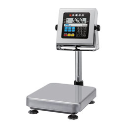 A&D®HV-CWP Washdown Bench Scales, NTEP