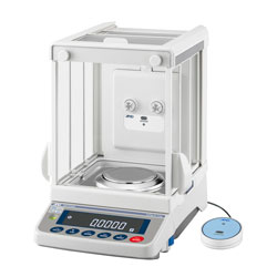 A&D® Apollo Series Advanced Analytical Balances