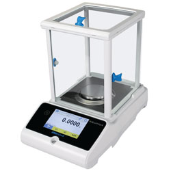 Adam Equipment® Equinox Touchscreen Analytical Balances