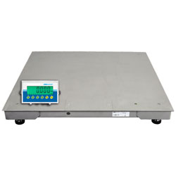 Adam Equipment® Adam Equipment PT Stainless Steel Floor Scales