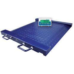 Adam Equipment®PT Drum Wheelchair Platform