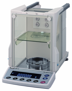 A&D® ION Series Analytical Balances