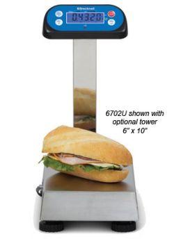 Brecknell®6700U Series POS Scales