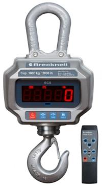 Brecknell®BCS Series Crane Scales