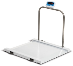 Brecknell®MS-1000 Digital Wheelchair Scale