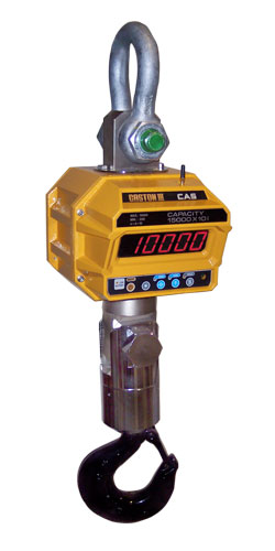 CAS® Caston III BT Series Crane Scale