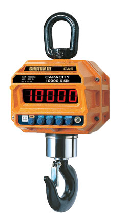 CAS® Caston III Series Crane Scale