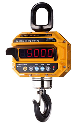 CAS®Caston III Plus Crane Scales
