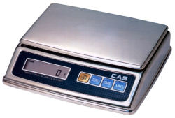 CAS® PW II Series Portion Control Scale