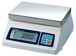 CAS® SW Series Portion Control Scale