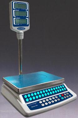 Acom®CK-Series Price Computing Scales - Pole Display