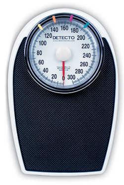 Detecto®D1130/D1130K Personal Floor Scales
