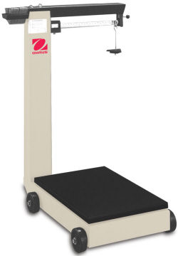 Ohaus® D500M Series Mechanical Floor Beam Scales