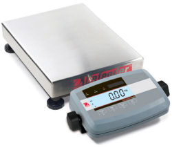 Ohaus® Defender™ 5000 Low-Profile Series Bench Scales