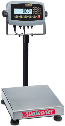 Ohaus® Defender™ 7000 Series Square Scales