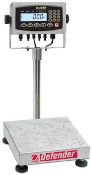 Ohaus® Defender™ 7000XW Series Extreme Square Washdown Scales