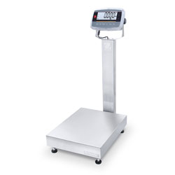 Ohaus®Defender 6000 Extreme Washdown Bench Scales, IP68/IP69 Rated, Plastic Indicator (i-D61PW)