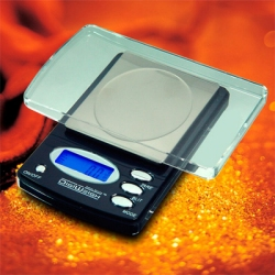 DigiWeigh® DW-BX Series Pocket Scales