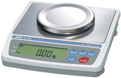 A&D® Everest™ Series Precision Balances
