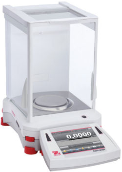 Ohaus® Explorer® Series Analytical Balances