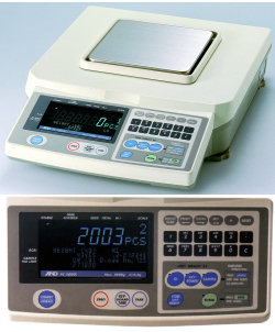 A&D® FCi Series High Resolution Counting Scales