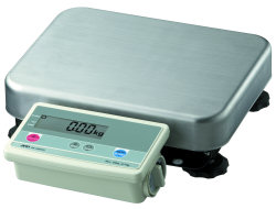 A&D® FG-K (NTEP Class III) Series Bench Scales