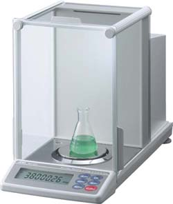 A&D® Phoenix GH Series Analytical Balances