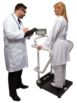 Health O Meter®Digital Large Platform Bariatric Scale
