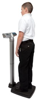 Health O Meter® Waist High Digital Physician Scales