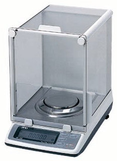 A&D® Orion HR & HRi Series Analytical Balances