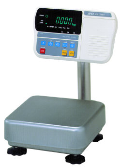 A&D® HW-G Series Bench Scales