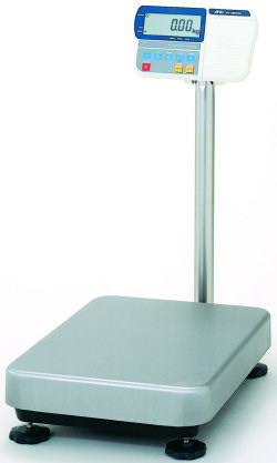 A&D®HW-G Series Bench Scales