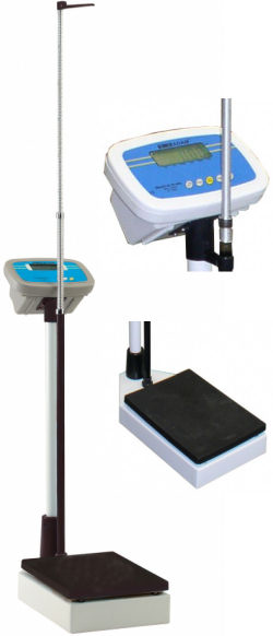 Adam Equipment® MDW 250L Physician Scales