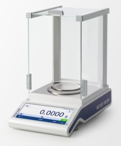 Mettler Toledo® MS-TS Series Analytical Balances
