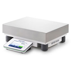 Mettler Toledo® XSR-L High Capacity Precision Balances