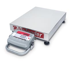 Ohaus® Defender 3000 Low Profile NTEP Bench Scales