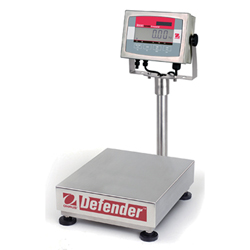 Ohaus® Defender™ 3000 Xtreme Series Bench Scales