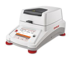 Ohaus® MB Series Touchscreen Moisture Balances