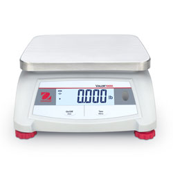 Ohaus®Valor 1000 V12P Compact Bench Scales