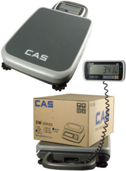 CAS® PB Series Portable Bench Scales
